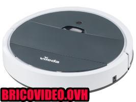 robot aspirateur vileda 10,8v - Videda - 79,99 €
